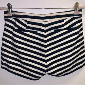 J.Crew Striped Shorts